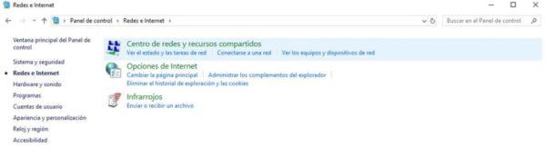 Deshabilitar IPv6